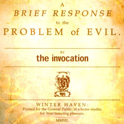 A  Brief Response To the Problem of Evil