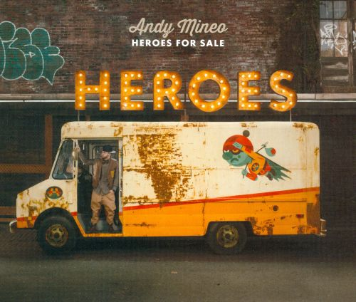 andy mineo heroes for sale review