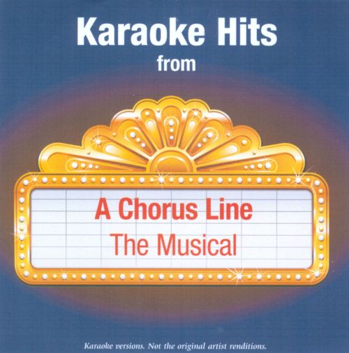 Karaoke Hits From a Chorus Line: The Musical