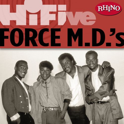 Rhino Hi-Five: Force M.D.'s