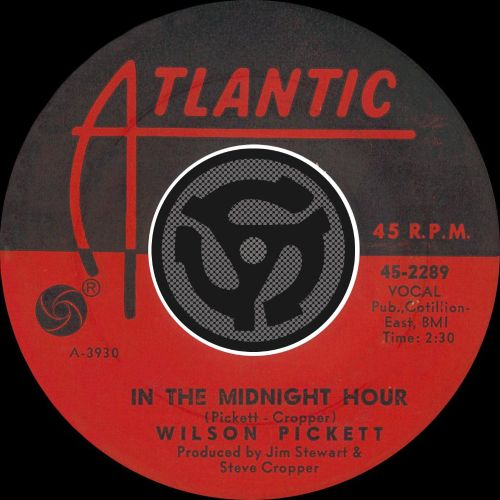 In the Midnight Hour/I'm Not Tired