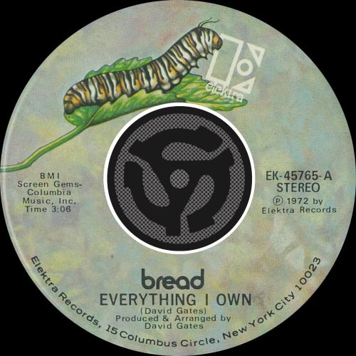 Everything I Own/I Don't Love You [Digital 45]