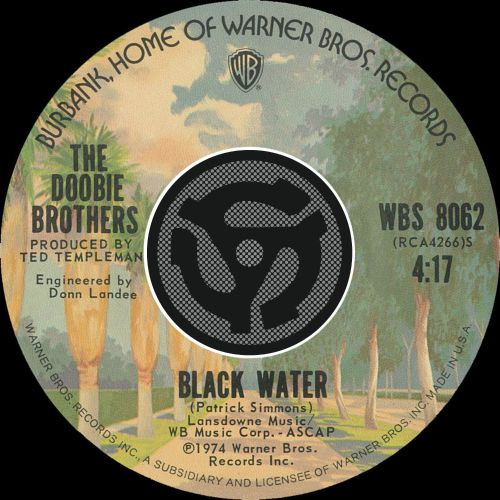 Black Water/Song To See You Through