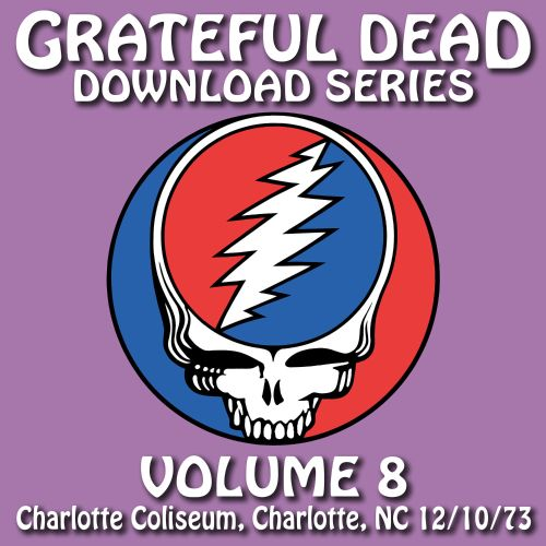 Grateful Dead Download Series, Vol. 8: Charlotte Coliseum, Charlotte, VA