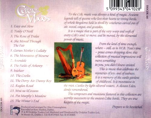 Celtic Moods: Musical Reflections of Ireland