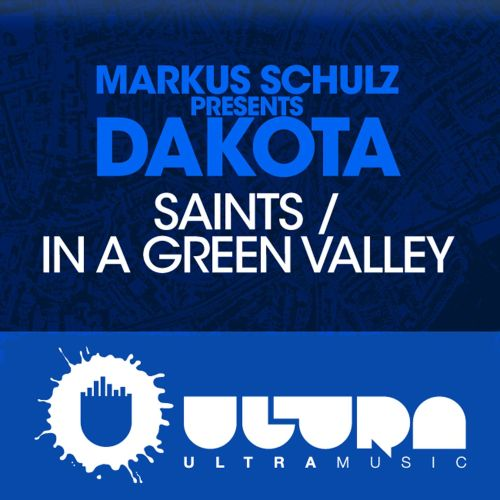 Saints/In A Green Valley