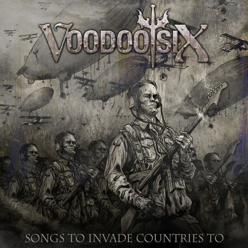 Songs to Invade Countries To