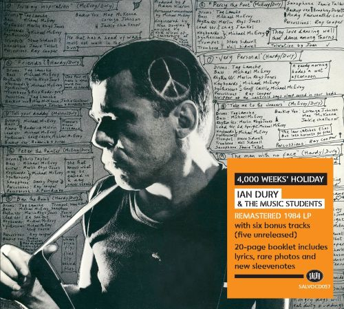4000 weeks holiday ian dury songs reviews credits allmusic 4000 weeks holiday solutioingenieria Choice Image