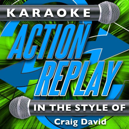 In the Style of Craig David