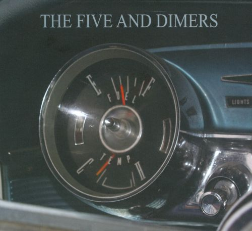 The Five And Dimers