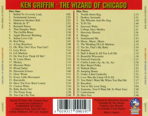 The Wizard of Chicago