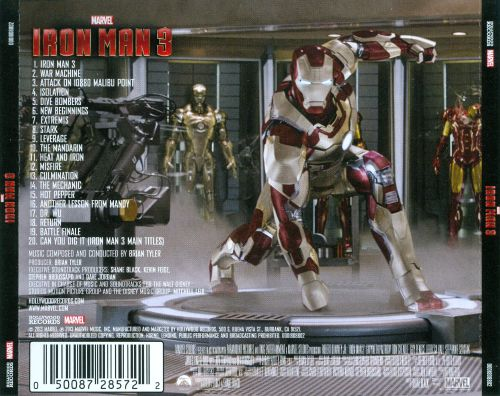 Iron Man 3 [Original Motion Picture Soundtrack]