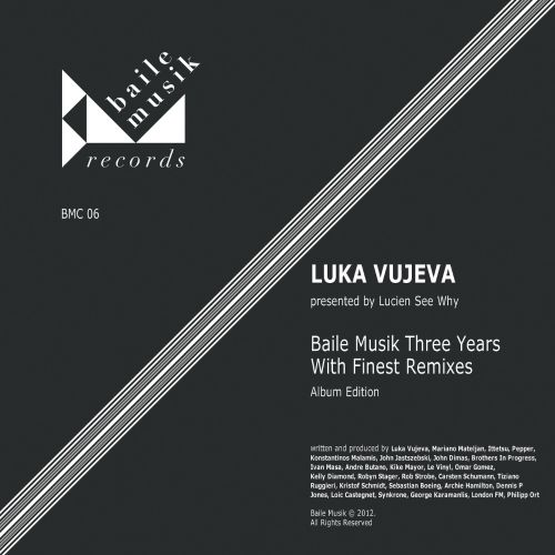 Baile Musik: Three Years With Finest