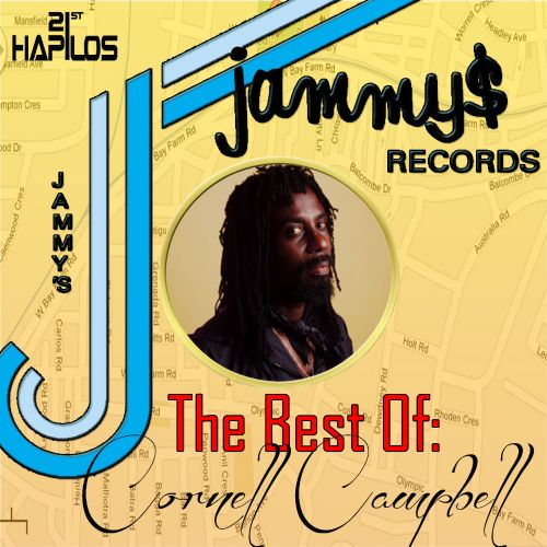 King Jammys Presents the Best of: Cornell Cambell