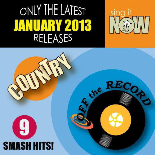 January 2013 Country Smash Hits