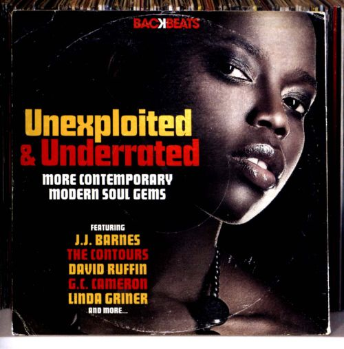 Unexploited & Under-Rated: More Contemporary Modern Soul Gems
