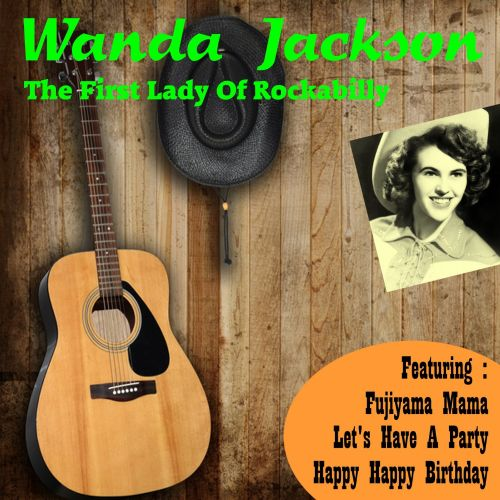 The First Lady of Rockabilly