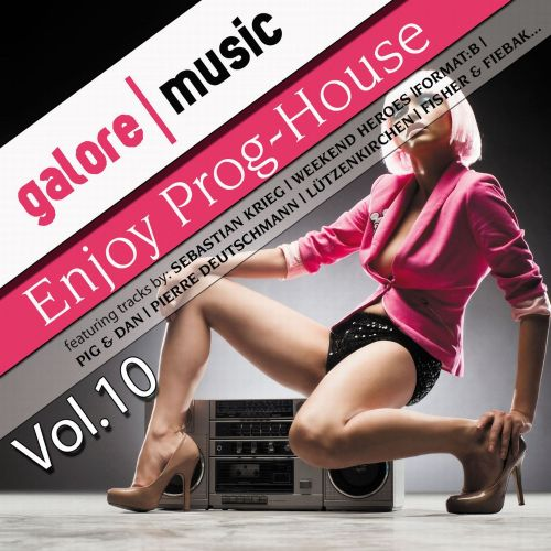 Enjoy Prog-House, Vol. 10