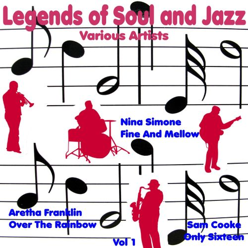 Legends of Soul and Jazz, Vol. One