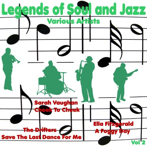 Legends of Soul and Jazz, Vol. Two