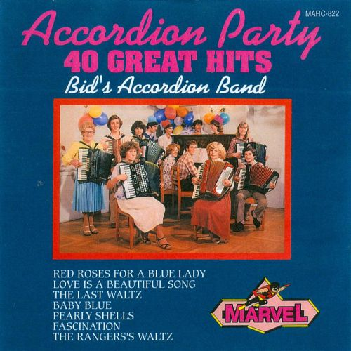 Accordion Party: 40 Great Hits