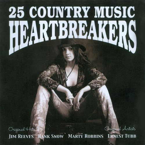 25 Country Music Heartbreakers