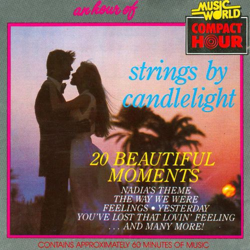 An  Hour of Strings By Candlelight