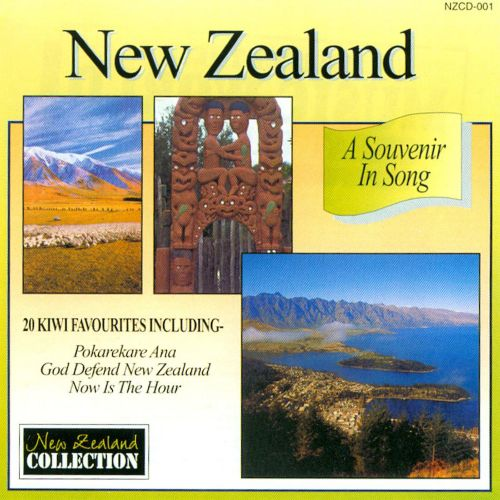 New Zealand: A Souvenir in Song