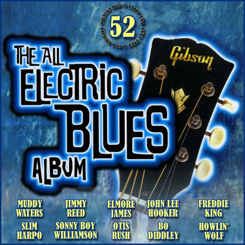 The  All Electric Blues Album