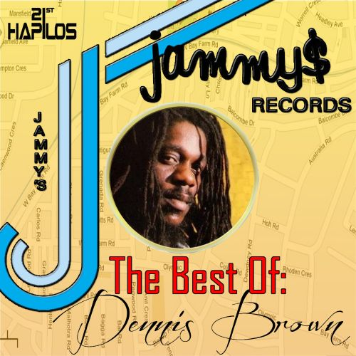 King Jammys Presents the Best of: Dennis Brown
