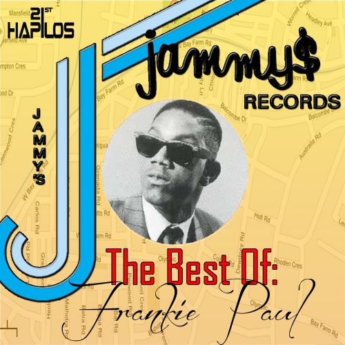 King Jammys Presents the Best of: Frankie Paul