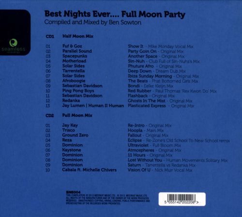 Best Nights Ever: Full Moon Party