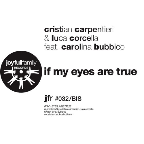 If My Eyes Are True