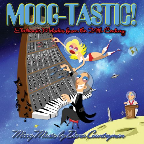Moog-Tastic: Electronic Melodies from the 24th