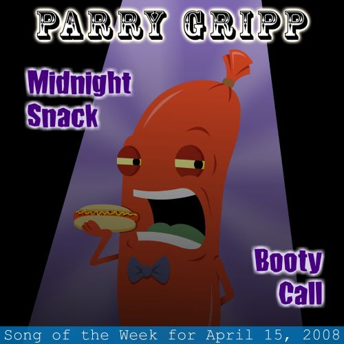 Midnight Snack: Parry Gripp Song of the Week for April 15, 2008
