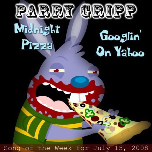 Midnight Pizza: Parry Gripp Song of the Week For