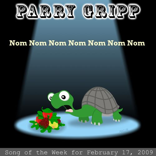 Nom Nom Nom Nom Nom Nom Nom: Parry Gripp Song of the Week for February 17, 2009