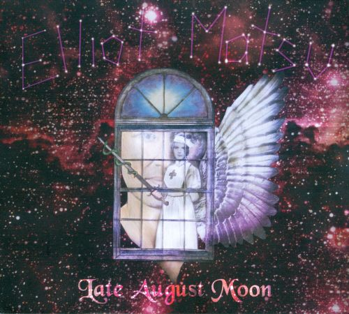 Late August Moon