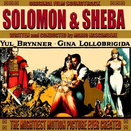 The  Mightiest Motion Picture Ever Created: Solomon and Sheba