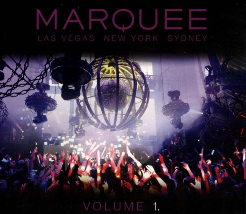 Marquee, Vol. 1