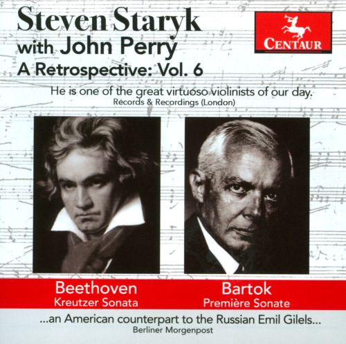 Steven Staryk with John Perry: A Retrospective, Vol. 6