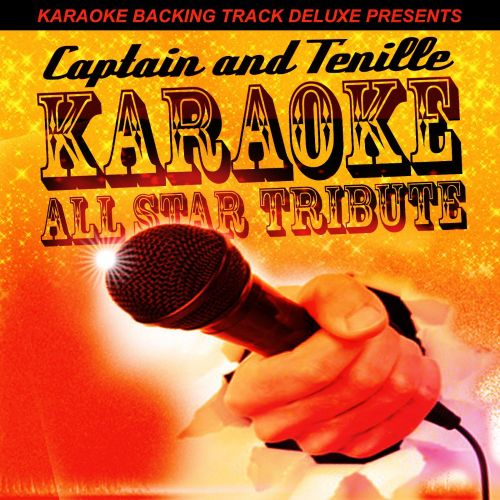 Karaoke Backing Track Deluxe Presents: Captain and Tenille