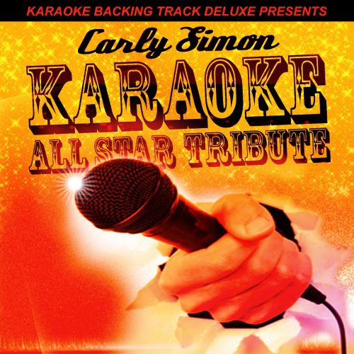Karaoke Backing Track Deluxe Presents: Carly Simon