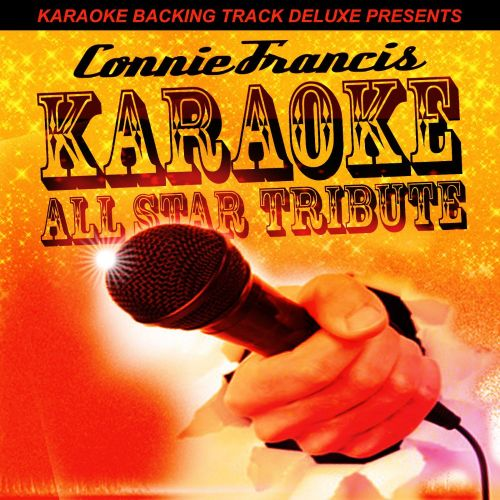 Karaoke Backing Track Deluxe Presents: Connie Francis
