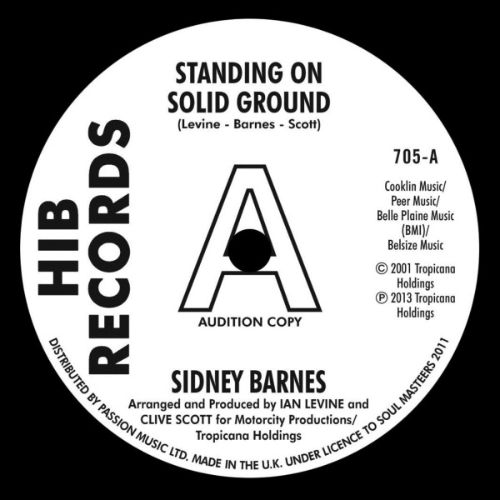 Standing on Solid Ground