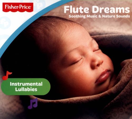 Flute Dreams: Soothing Music and Nature Sounds, Instrumental Lullabies