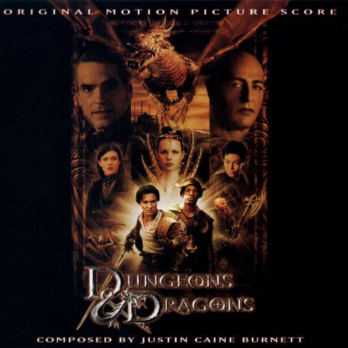 Dungeons & Dragons [Orginal Motion Picture Score]