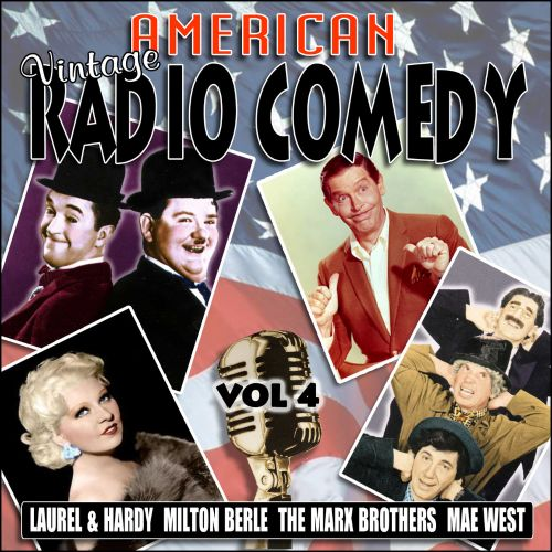 American Vintage Radio Comedy, Vol. 4