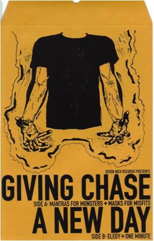Giving Chase/A New Day Split 7