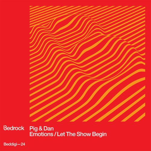 Emotions / Let the Show Begin